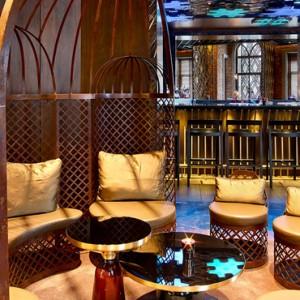 lounge - W Istanbul - Luxury Turkey Holidays