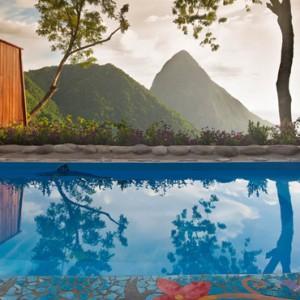 paradise ridge - Ladera St Lucia - Luxury St lucia Holidays