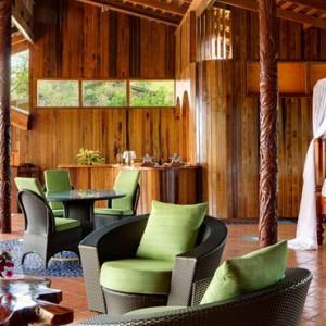 lounge - Ladera St Lucia - Luxury St lucia Holidays