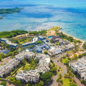 Beach 2 Radisson Blu Resort Azuri & Spa Mauritius Holidays