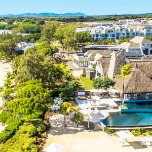 Beach Radisson Blu Resort Azuri & Spa Mauritius Holidays