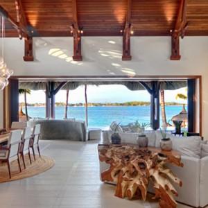 Beach Villa - Shangri La Le touessrock - Luxury Mauritius holidays