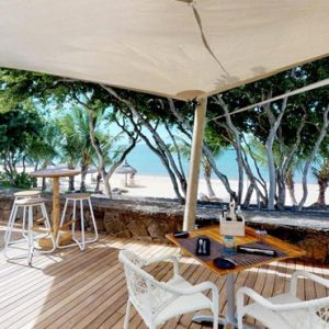 Beach Dining Radisson Blu Resort Azuri & Spa Mauritius Holidays