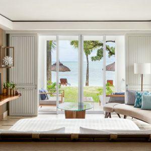 Junior Suite Frangipani Beach Access Shangri La Le Touessrok Mauritius Holidays