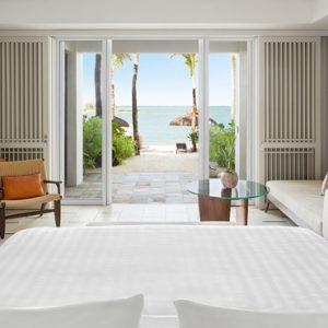 Junior Suite Hibiscus Beach Access Shangri La Le Touessrok Mauritius Holidays