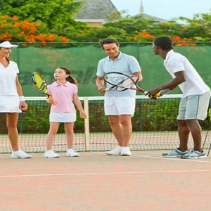 La Plantation D albion Club Med - Luxury Mauritius Holiday Package - Tennis