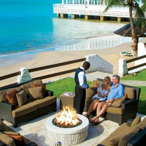 Luxury St Lucia Holiday Packages St Lucia Weddings Firepit