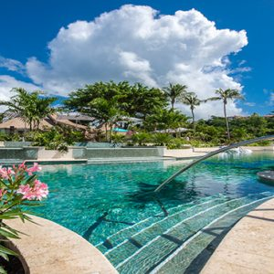 Luxury St Lucia Holiday Packages St Lucia Weddings Pool 4