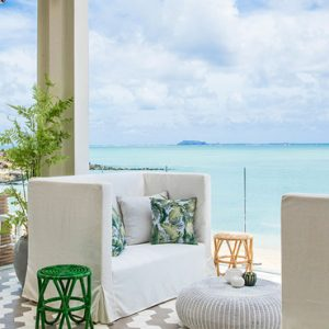 luxury Mauritius holiday Packages LUX Grand Gaube Mauritius Palm Court