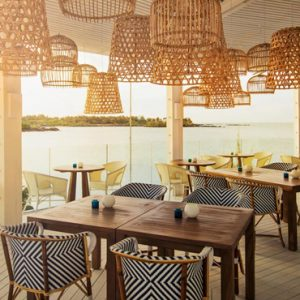 luxury Mauritius holiday Packages LUX Grand Gaube Mauritius Dining 3