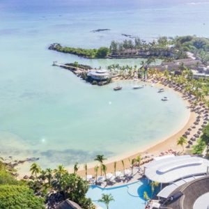 luxury Mauritius holiday Packages LUX Grand Gaube Mauritius Exterior