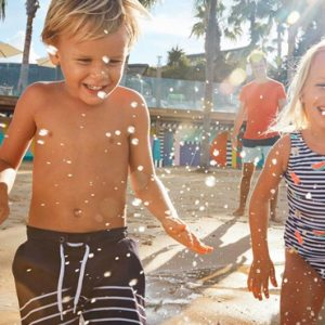luxury Mauritius holiday Packages LUX Grand Gaube Mauritius Family