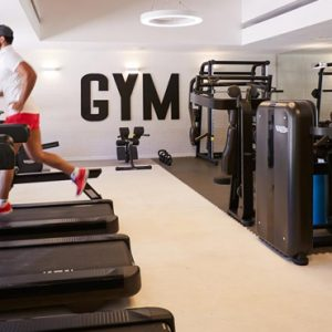 luxury Mauritius holiday Packages LUX Grand Gaube Mauritius Gym