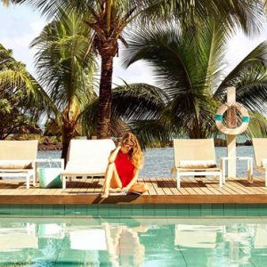 luxury Mauritius holiday Packages LUX Grand Gaube Mauritius Pool 2