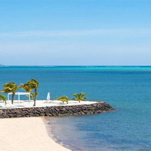Radisson Blu Azuri Resort and Spa - Luxury Mauritius Holiday Packages - Seaview