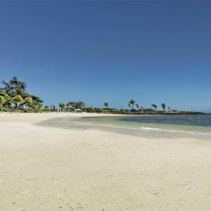 Radisson Blu Azuri Resort and Spa - Luxury Mauritius Holiday Packages - beach