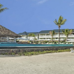 Radisson Blu Azuri Resort and Spa - Luxury Mauritius Holiday Packages - exterior
