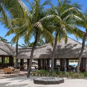 Republik restaurant - Shangri La Le touessrock - Luxury Mauritius holidays