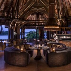 Safran - Shangri La Le touessrock - Luxury Mauritius holidays