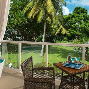 St Lucia Holiday Packages Sandals Halcyon Beach Grand Luxe Club Level Room W Balcony Tranquility Soaking Tub2