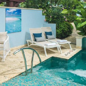 St Lucia Holiday Packages Sandals Halcyon Beach Honeymoon Butler Room W Private Pool Sanctuary4