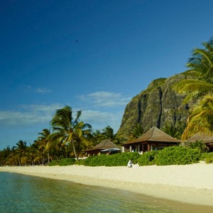beach 3 - lux le morne mauritius - luxury mauritius holiday packages