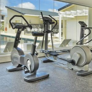 Gym Radisson Blu Resort Azuri & Spa Mauritius Holidays