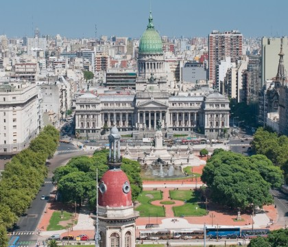 a picture of Argentina