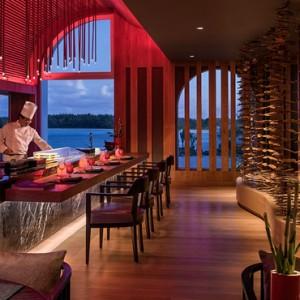 kushi - Shangri La Le touessrock - Luxury Mauritius holidays