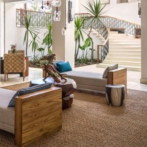 lobby - Shangri La Le touessrock - Luxury Mauritius holidays