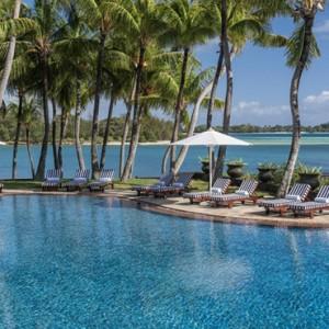 main pool - Shangri La Le touessrock - Luxury Mauritius holidays