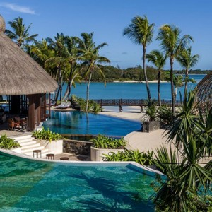 pool - Shangri La Le touessrock - Luxury Mauritius holidays