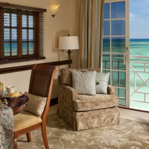 2 Great House Oceanfront Butler Suite - Luxury Jamaica all inclusive holidays