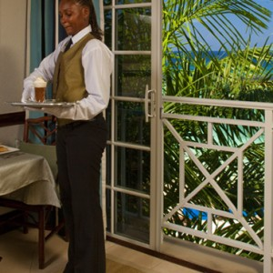 2 Orchid Oceanfront Butler Suite - Luxury Jamaica all inclusive holidays