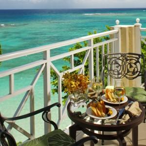4 Peacock Oceanfront Butler Suite - Luxury Jamaica all inclusive holidays