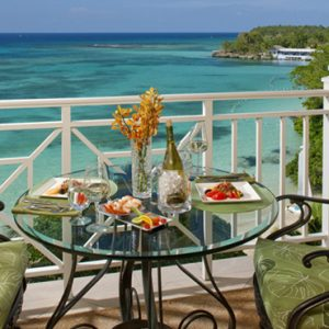 4 Royal Oceanfront One Bedroom Butler Suite Sandals Royal Plantation Luxury Jamaica All Inclusive Holidays