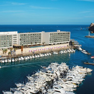 Area - Breathless Cabos San Lucas - Luxury Mexico Holiday Packages
