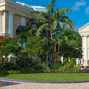 luxury Bahamas holiday Packages Sandals Royal Bahamian Exterior 2