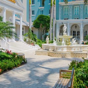 luxury Bahamas holiday Packages Sandals Royal Bahamian Exterior 3