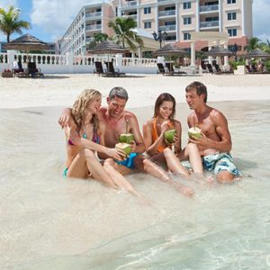 luxury Bahamas holiday Packages Sandals Royal Bahamian Beach 2