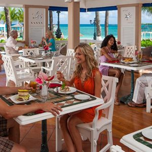 luxury Bahamas holiday Packages Sandals Royal Bahamian Dining 3