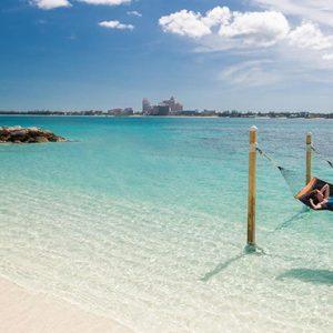 luxury Bahamas holiday Packages Sandals Royal Bahamian Hammocks