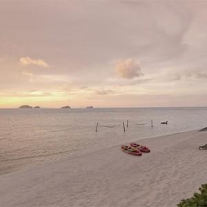 Conrad Koh Samui - Luxury Thailand Holiday packages - beach1