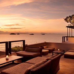 Conrad Koh Samui - Luxury Thailand Holiday packages - glow lounge