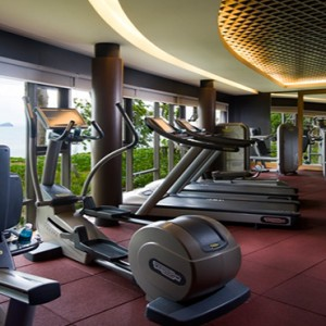 Conrad Koh Samui - Luxury Thailand Holiday packages - gym
