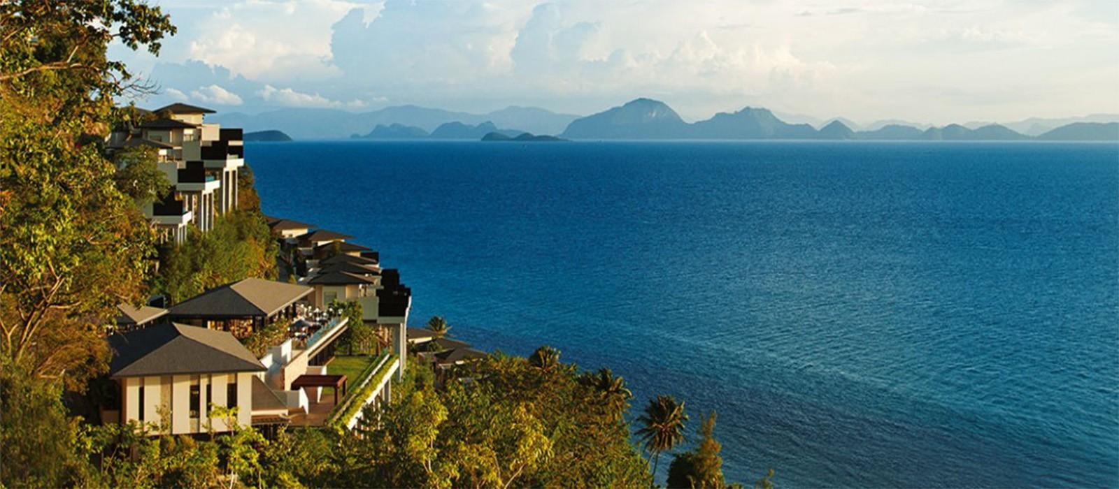Conrad Koh Samui - Luxury Thailand Holiday packages - header