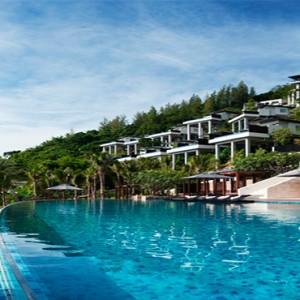 Conrad Koh Samui - Luxury Thailand Holiday packages - pool