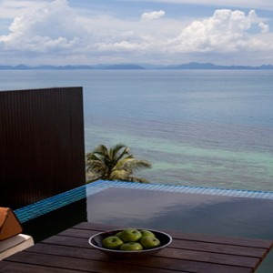 Conrad Koh Samui - Luxury Thailand Holiday packages - pool and ocean view