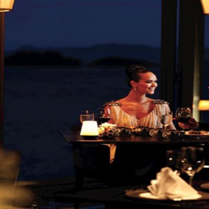 Conrad Koh Samui - Luxury Thailand Holiday packages - romantic dining
