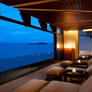 Conrad Koh Samui - Luxury Thailand Holiday packages - spa lounge